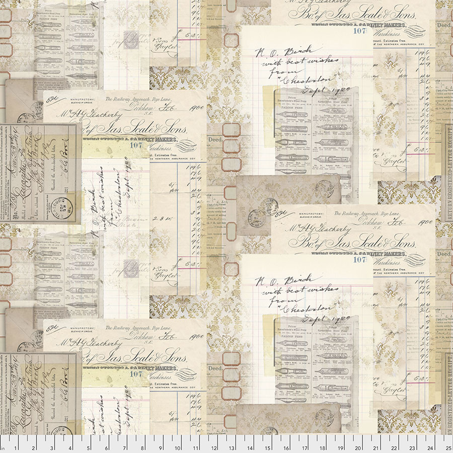 Cabinet Makers - Multi by Tim Holtz
