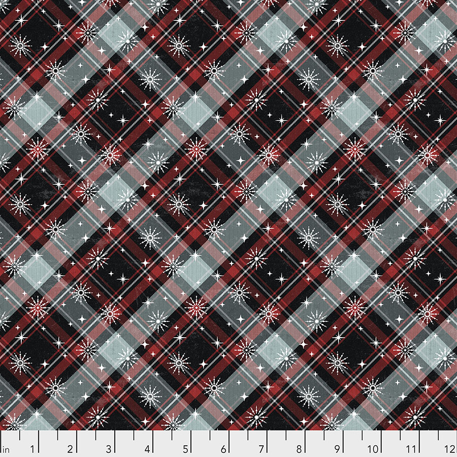 Winter Plaid - Multi