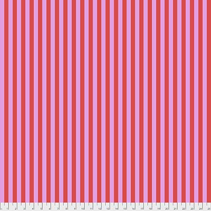 Tula Pink | Tent Stripe - Poppy