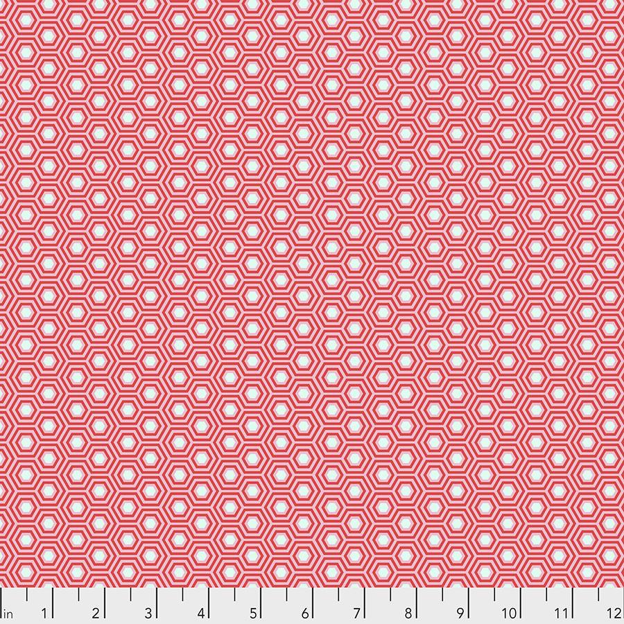 Tula Pink | Hexy - Flamingo