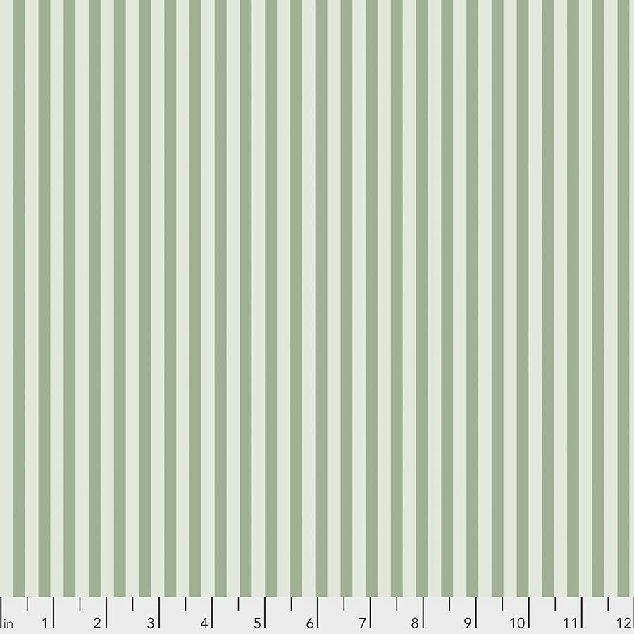 Candy Stripe - Moss