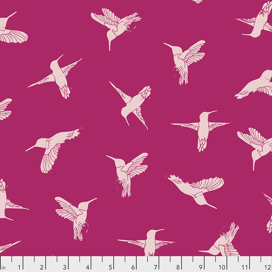Murmur - Humming Birds - Hot Pink