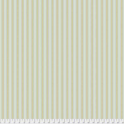 Kelmscott Gilt Stripe - Aqua PWWM007.AQUAX