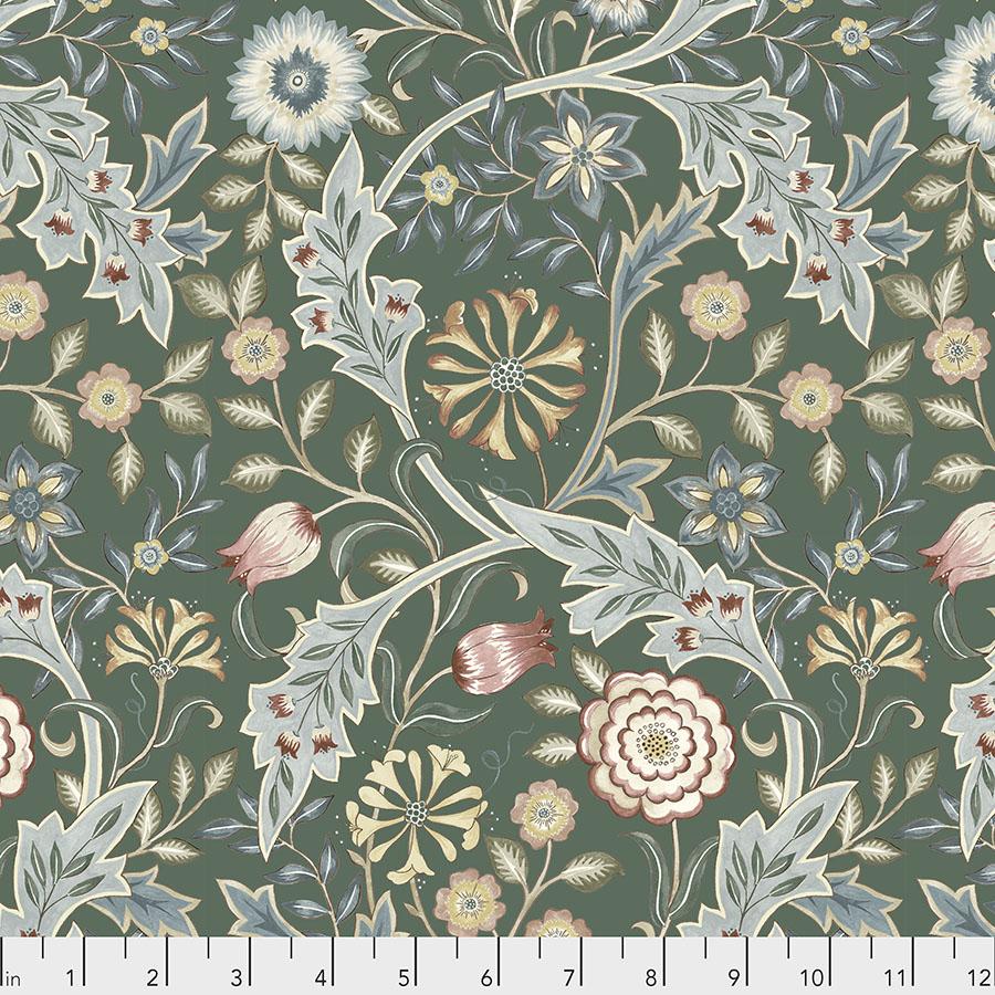 Morris & Co. Wilhemina - PWWM049.SAGE