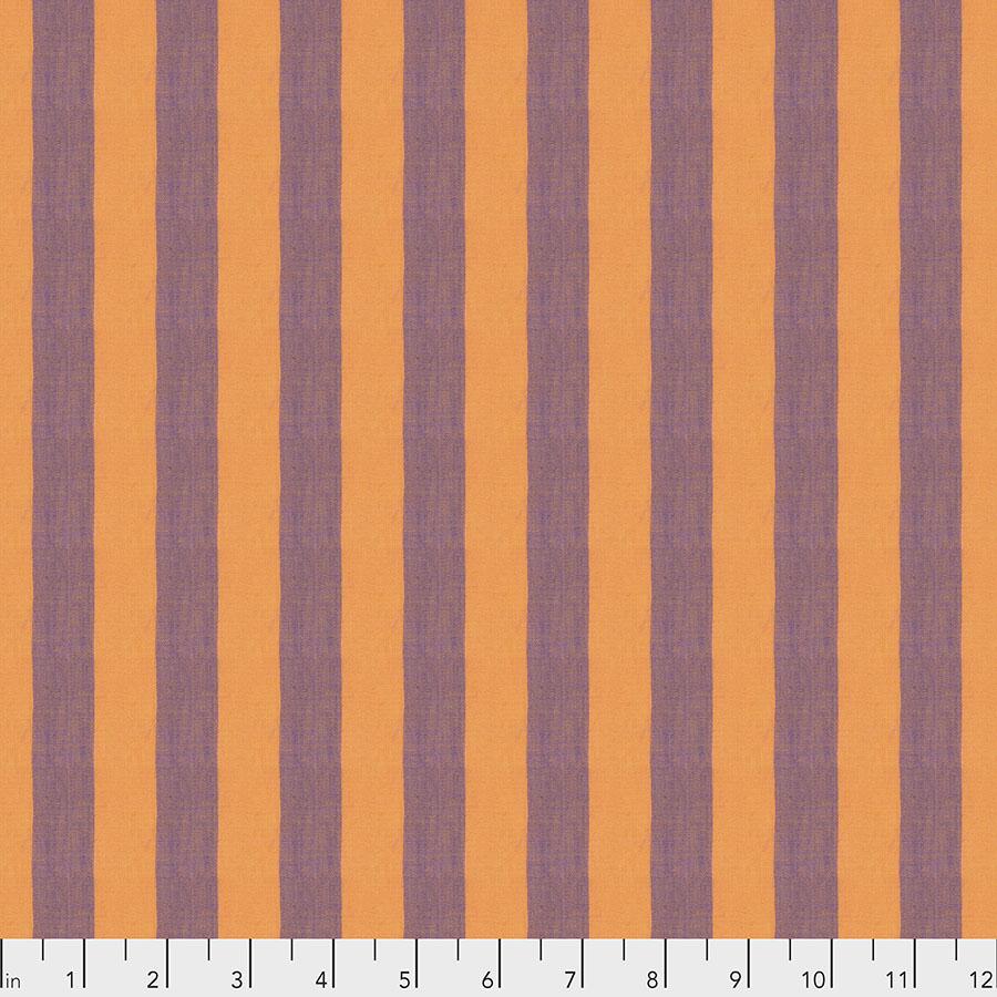 Kaffe Fassett - Shot Cotton Wide Stripe - Cantaloupe