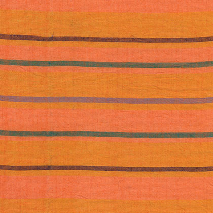 Alternating Stripe - Orange
