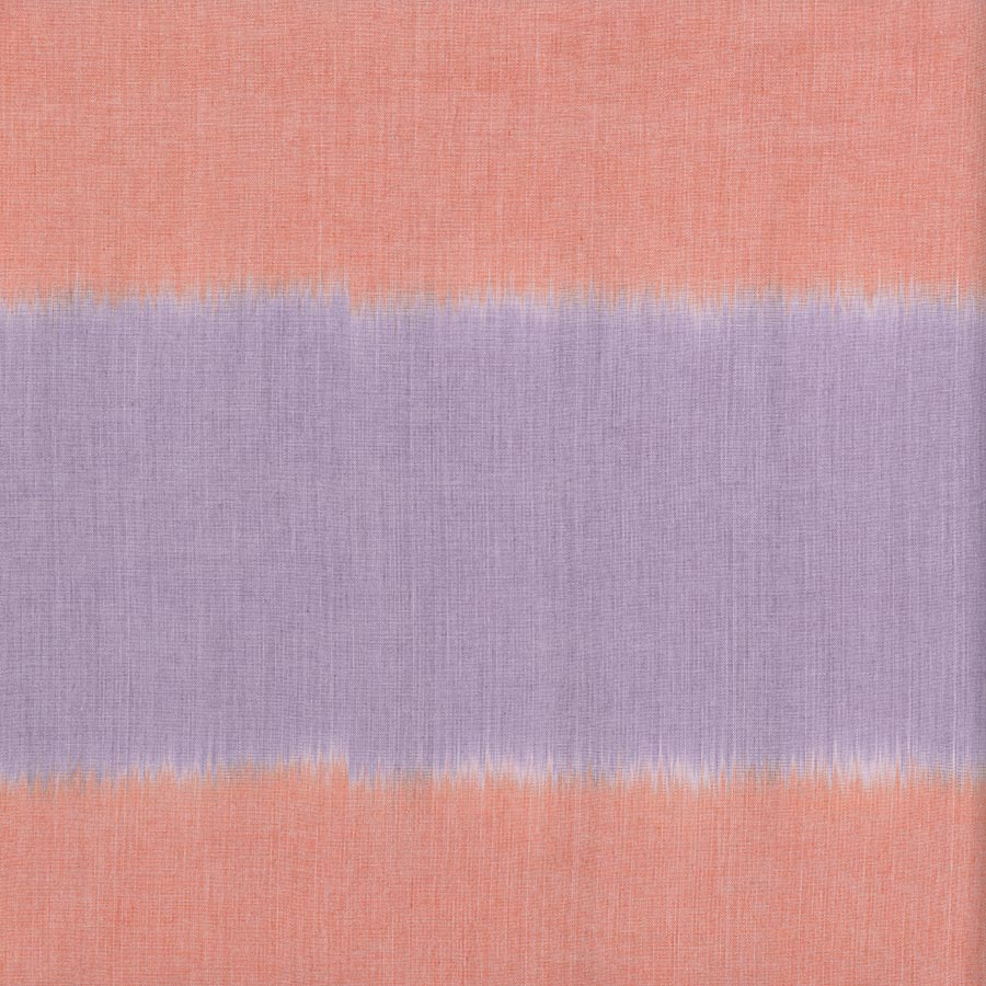 Fabric Cotton KFassett Artisan Ikat blush