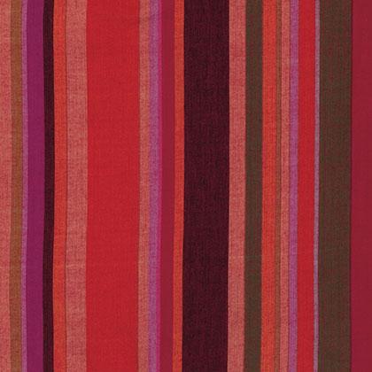 Roman Stripe - Blood Orange