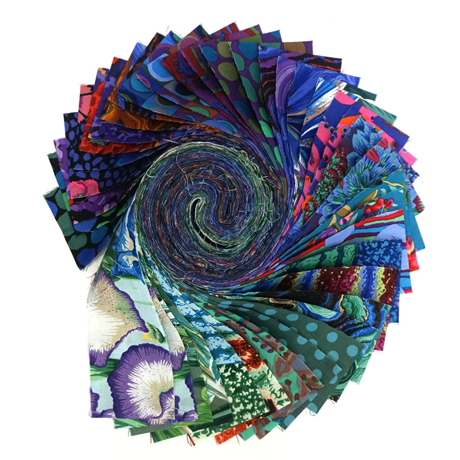 Kaffe Fassett August 2020 - Design Roll - Cold