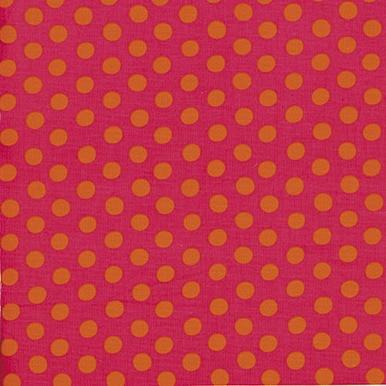 FreeSpirit Fabrics | Spot - Fuchsia| Kaffe Fassett Collective Classics | Kaffe F...