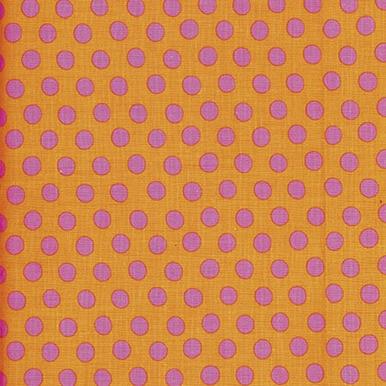 FreeSpirit Fabrics | Spot - Peach| Kaffe Fassett Collective Classics | Kaffe Fas...
