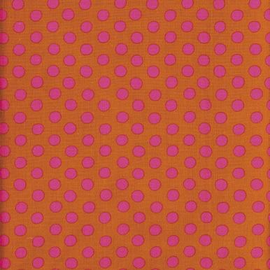 FreeSpirit Fabrics | Spot - Tobacco| Kaffe Fassett Collective Classics | Kaffe F...