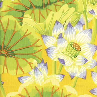 Kaffe - Lake Blossoms - Yellow