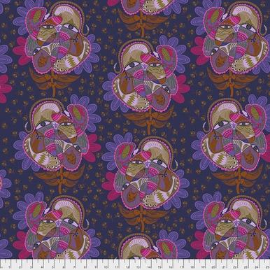 FreeSpirit Fabrics | Bird Watching - Fruitful | Tambourine | Anna Maria Horner
