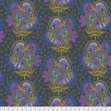 FreeSpirit Fabrics | Bird Watching - Lamplight | Tambourine | Anna Maria Horner