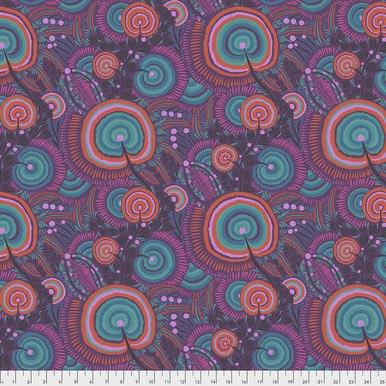 FreeSpirit Fabrics   Spinster - Cunning   Tambourine   Anna Maria Horner