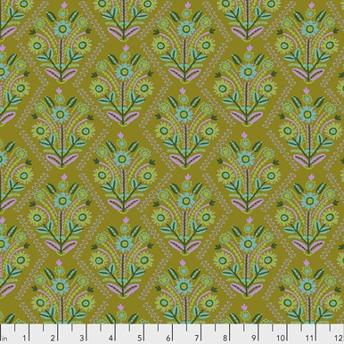 FreeSpirit Fabrics | Stitchery - Meadow | Tambourine | Anna Maria Horner
