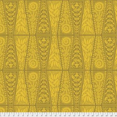 FreeSpirit Fabrics | Dresden Lace - Saffron |Second Nature |Anna Maria Horner fo...