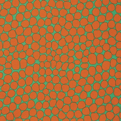 PWBM053.TANGE Tangerine Jumble Fall 2015 Kaffe Fassett Free Spirit - copy