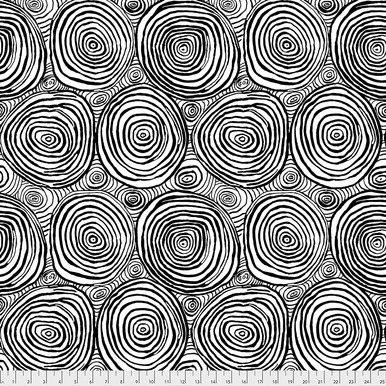 108 Kaffe - Onion Rings - Black