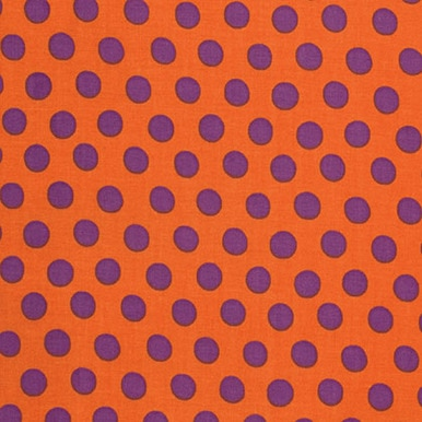 FreeSpirit Fabrics | Spot - Orange| Kaffe Fassett Collective Classics | Kaffe Fa...