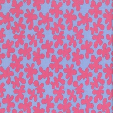 FreeSpirit Fabrics | Squiggle - Pink | Artisan | Kaffe Fassett