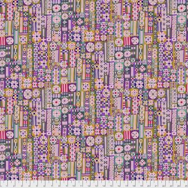FreeSpirit Fabrics | Courthope - Grape | Savernake Road | Monika Forsberg | Anna...