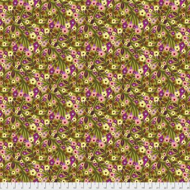 FreeSpirit Fabrics | Soma - Avocado | Savernake Road | Monika Forsberg | Anna Ma...