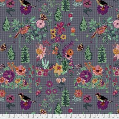 FreeSpirit Fabrics | On My Way - Jewel |Souvenir |Nathalie Lete for Anna Maria&#...