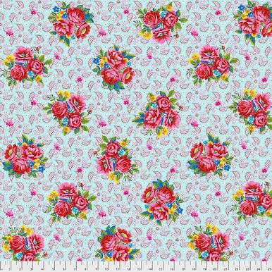 FreeSpirit Fabrics | Perfectboq - Bleux | Confettis | Odile Bailleoul