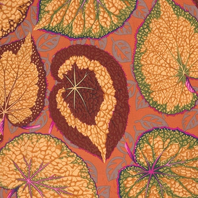 Big Leaf - Ochre| Kaffe Fassett Collective Stash|Philip Jac...