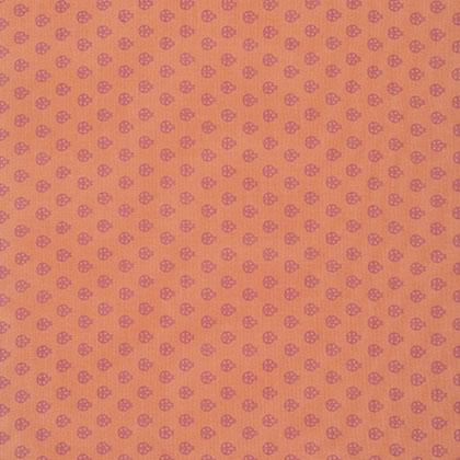 Tula Pink - True Colors - Ladybug - Nectarine PWTC027
