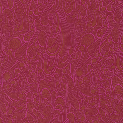 Tula Pink - True Colors - Making Waves - Sienna PWTC030