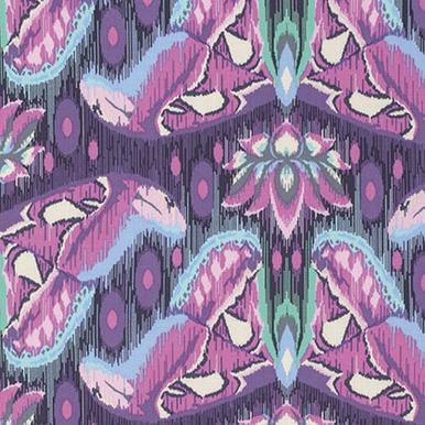 Atlas Eden by Tula Pink for Free Spirit - Amethyst