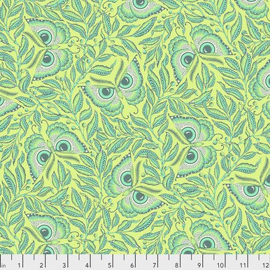 PWTP130.FROLIC Enlightenment | Pinkerville |Tula Pink for FreeSpirit Fabrics