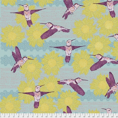 FreeSpirit Fabrics | In Flight - Sun |Murmur |Valori Wells