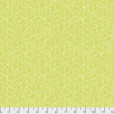 FreeSpirit Fabrics | Hexis - Lime |Murmur |Valori Wells