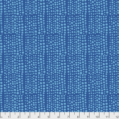 FreeSpirit Fabrics | Dots - Blue |Murmur |Valori Wells