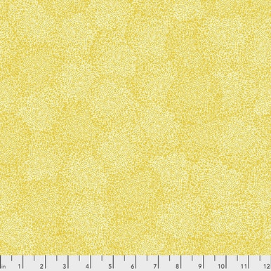 FreeSpirit Fabrics | Centers - Gold |Murmur |Valori Wells