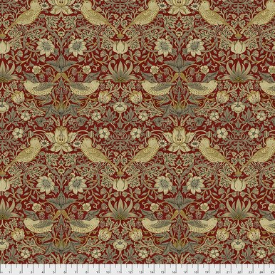 Bloomsbury - Strawberry Theif - Rust