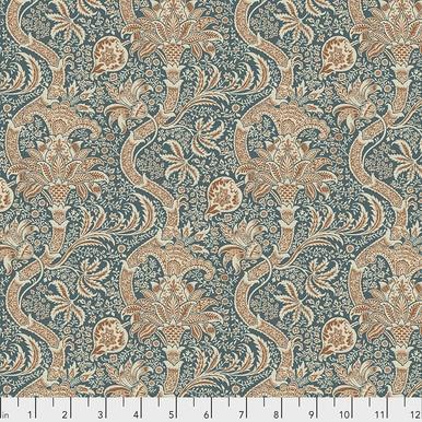 FreeSpirit Fabrics | Indian - Forest | Montagu | The Original Morris & Co.
