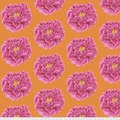 FreeSpirit 108 Backing - Full Blown Pink | Kaffe Fassett 3yd