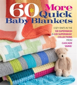 BK KN 60 More Quick Baby Blankets