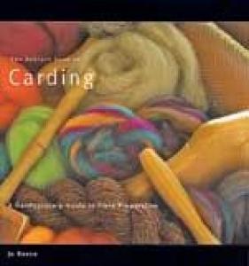 Ashford Book of Carding Jo Reeve