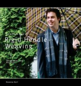 Ashford Book of Rigid Heddle Weaving (Rowena Hart)
