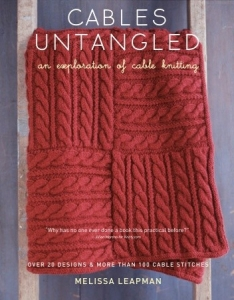 Book:  Cables Untangled Melissa Leapman