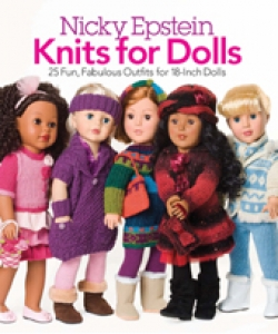 BK KN Knits for Dolls by Nicky Epstein