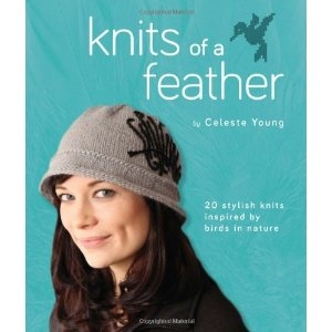 Knits of a Feather - 20 knits inspired by  birds in nature Book