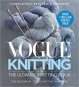 Vogue Knitting The Ultimate Knitting Book