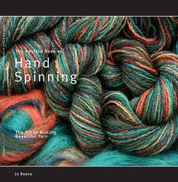 Ashford book of  Hand Spinning